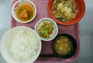 普段の食事