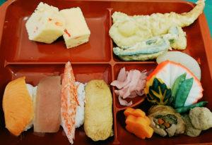 行事食 お寿司